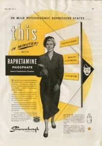 1950's raphetamine[1]